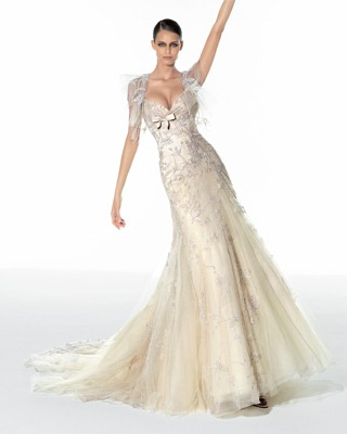 wedding dress boat neckline winterweddingdresses20113