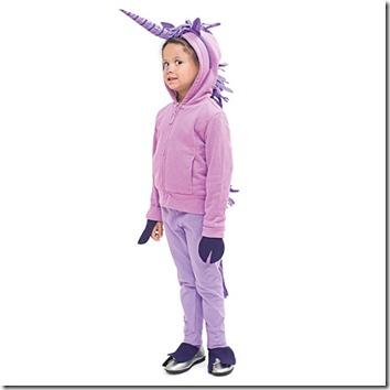 dusfraz unicornio todohalloween