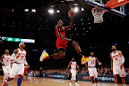 lebron james nba 130301 mia at nyk 15 LeBron Debuts Prism Xs As Miami Heat Win 13th Straight