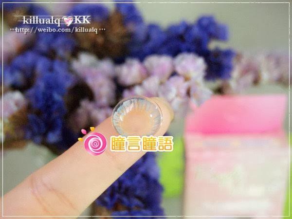 日本ROYAL VISION隱形眼鏡-蜜桃甜心灰藍6