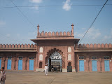 Northern gate of the mosque.