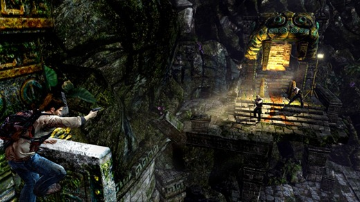 uncharted psvita, uncharted golden abyss multiplayer