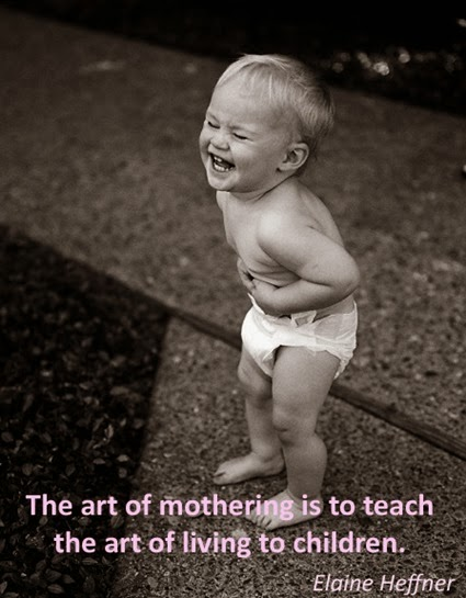 art_mothering