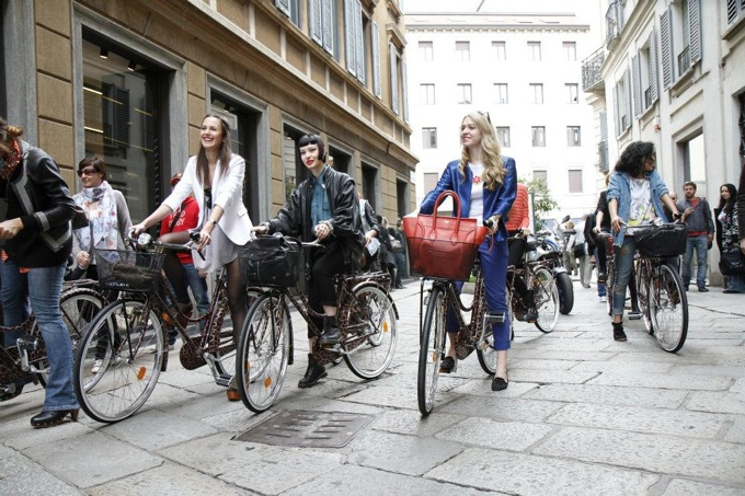 bike my city-dolce gabbana