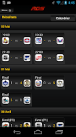 Screenshot of RDS Hockey