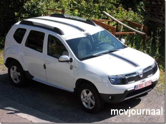 Dacia Duster Nico
