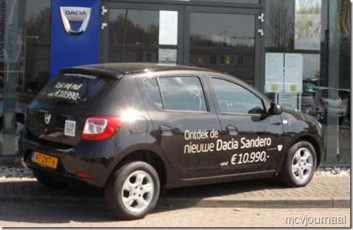Dacia Sandero 0513 03