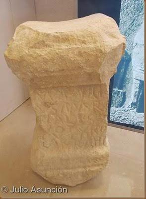Museo de Andelos -Ara de Larrahi