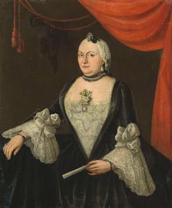 RIJKS: Isaac Lodewijk la Fargue van Nieuwland: painting 1754