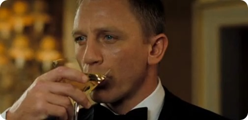 martini bond