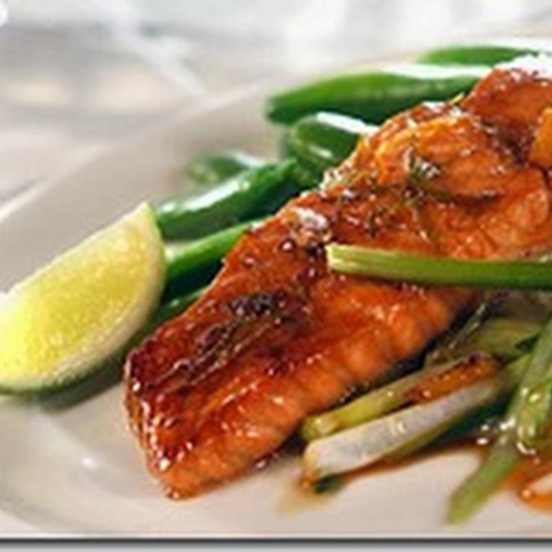 Resep Masakan Steak Salmon Saus Tomat