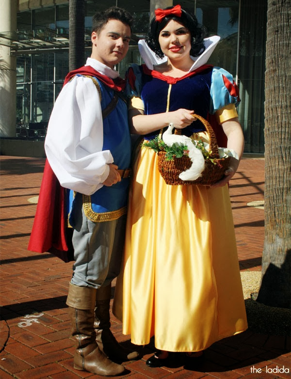Smash! 2013 - Cosplay - Faves - Snow White and Prince