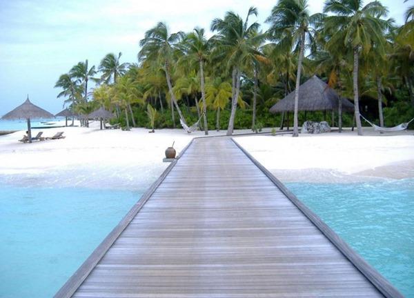 صور منتجعات المالديف