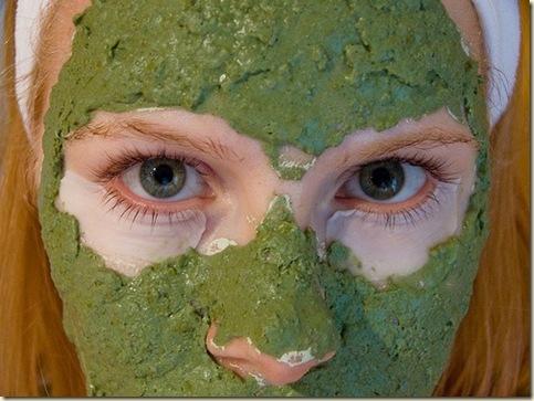 mascarillas para el acné y manchas1