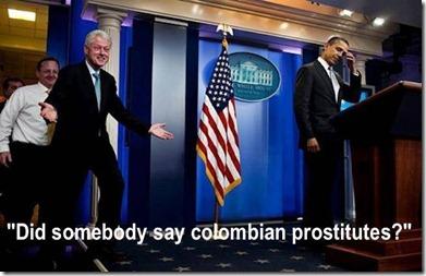 Clinton hookers