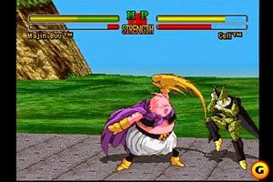 Dragon-Ball-Z-Ultimate-Battle-22 madimbu gordo e cell