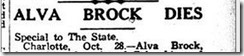Capture-Alva Brock headlines