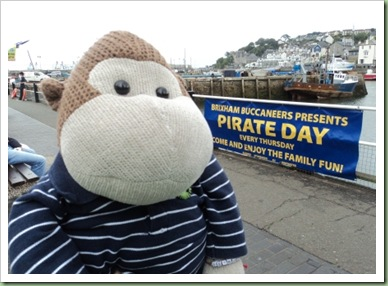 Brixham Pirate Day