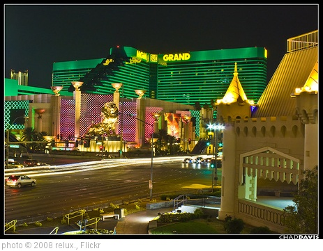 'MGM Grand Hotel and Casino' photo (c) 2008, relux. - license: http://creativecommons.org/licenses/by-sa/2.0/