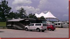 Illinois State Fairground Camping
