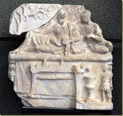 Pergamon Grave Stele-1
