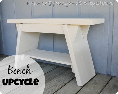 Bench Upcycle 4