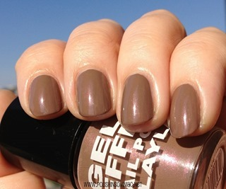 Layla Gel Effect Beige Evolution