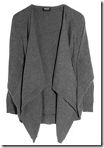 DKNY cashmere wrap