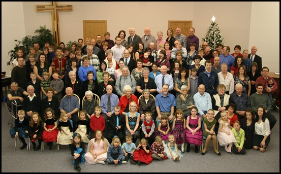 Annual Church Photo