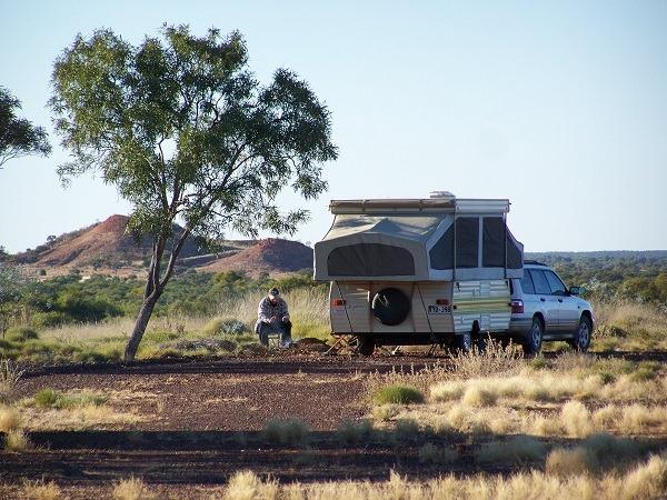 Poddy Creek camping