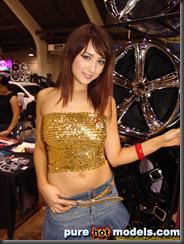 Leah Dizon in  Pure hot Models (10)
