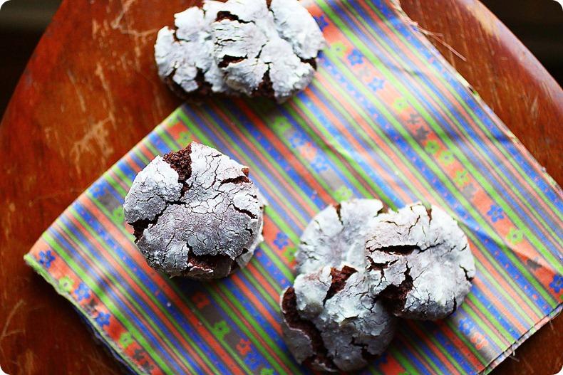 snowcap cookies