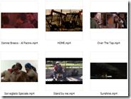 Vedere la miniatura dei file video in anteprima come nelle foto
