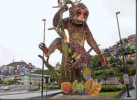 monumento mono