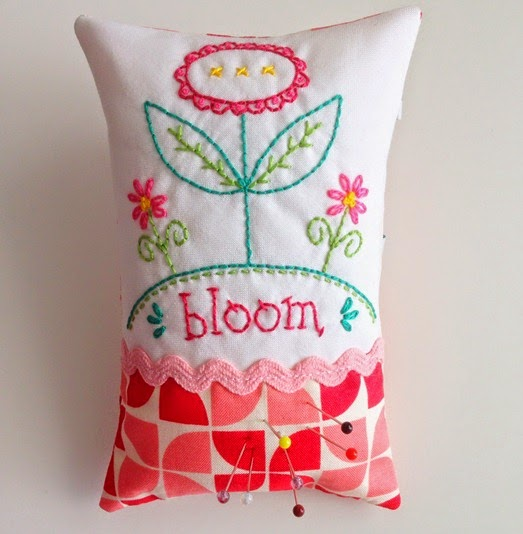 Bloom Pincushion