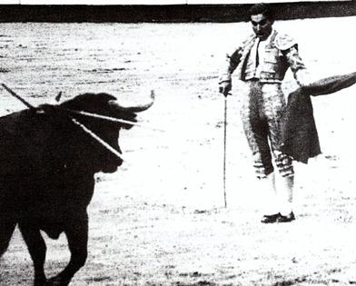 1941-09-18 Madrid Antonio Bienvenida tarde de los 3 cambios 002
