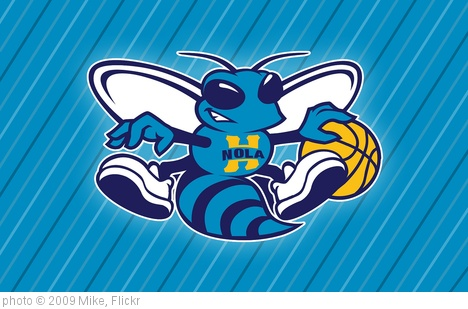 'New Orleans Hornets' photo (c) 2009, Mike - license: http://creativecommons.org/licenses/by-sa/2.0/