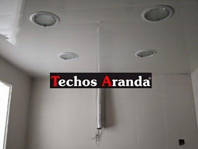 Techos en Pinto