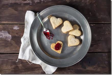 Raspberry-Hearts