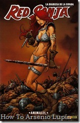 P00005 - Red Sonja #4