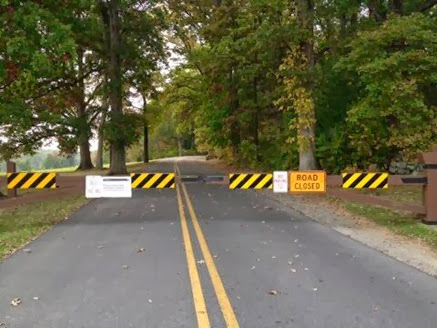 park closed 1
