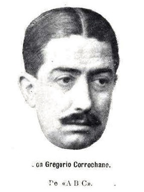 Revisteros 1915 Gregorio Corrochano (ABC)