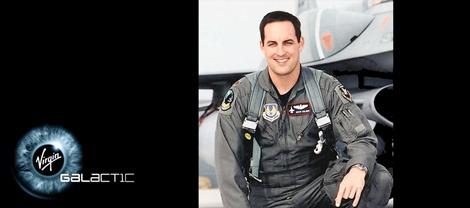 Ex USAF piloto Keith Colmer