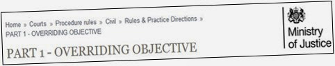 overriding objective
