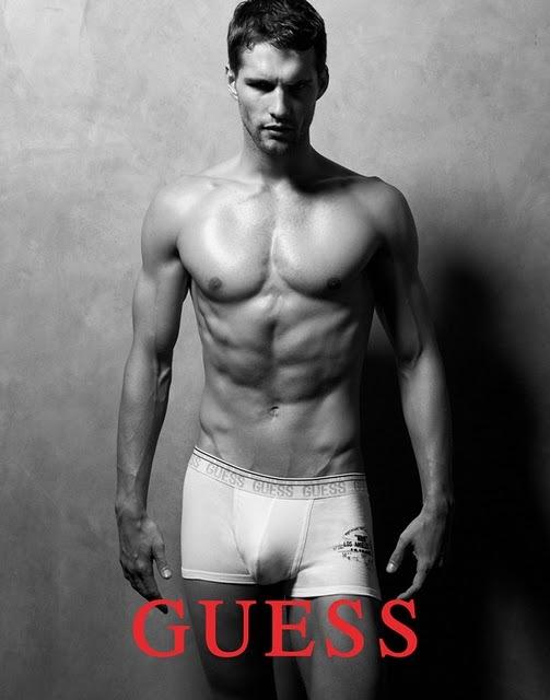Guess Underwear 2011 - Tomas Skoloudik