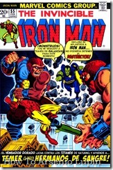 P00199 - El Invencible Iron Man #55