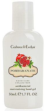 Pomgranate, Argan & Grapeseed Antibacterial Hand Gel