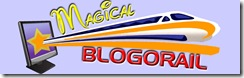 Blogorail Orange Banner