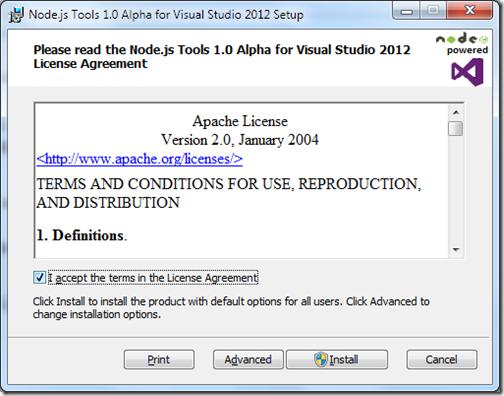 Node-js-visual-studio-tools-installation1