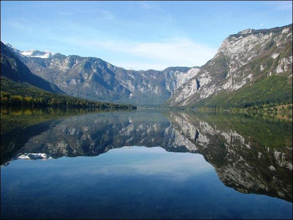 طبيعة سلوفينيا